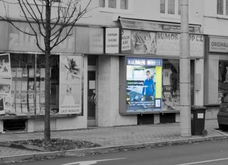 Studio Machálek Interiér ve Zlíně - exteriér